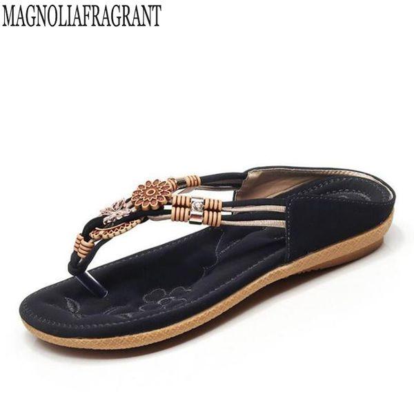 nueva marca de gran tamaño Tacones peep Toe Verano zapatos de mujer Sandalias de mujer zapatillas de plataforma Ocio resort playa chanclas c480