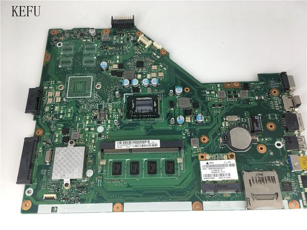 X55VD Für ASUS X55VD X55V X55C X55CR Laptop-Motherboard I3-2350M CPU REV.3.1 4GB RAM Mainboard-Test gut