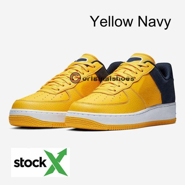 sarı Lacivert