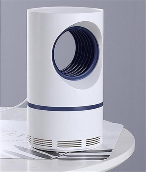 Sıcak Ev Düşük voltajlı Ultraviyole Işık USB Sivrisinek Katili Lambası Güvenli Enerji Güç Tasarrufu Verimli Fotokatalitik Anti Sivrisinek Işığı