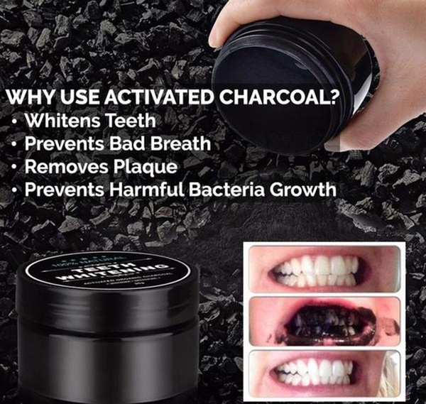 top popular Hot SaleTeeth Whitening Powder Nature Bamboo Activated Charcoal Smile Powder Decontamination Tooth Yellow Stain Bamboo Toothpaste Oral Care 2021