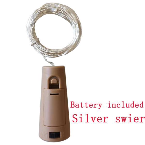 Silver swire / 2M 20LED