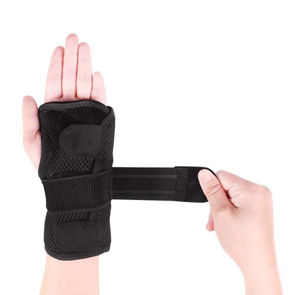 Adjustable Wrist Strap Guard Hand Training Arthritis Spray Splint Splint Support Hard Hands Wrist Straps & Supports