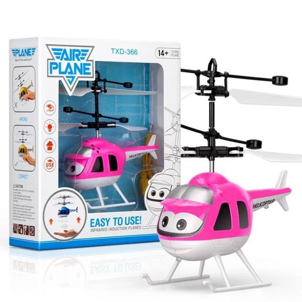 Elicottero rosa
