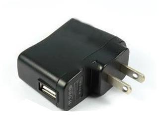 5V 1A Cargador USB AC 5V Fuente de alimentación Adaptador de pared de viaje para teléfono MP3 MP4 Envío gratis