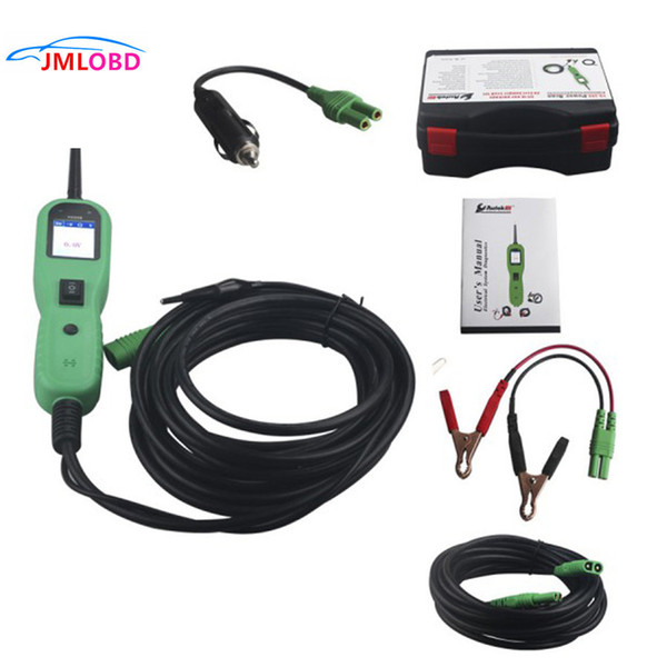 YD208 Car Electric Circuit Tester Automotive Tools Auto 12V Voltage Power Probe Same as PT150 Electrical System Tester Car tools