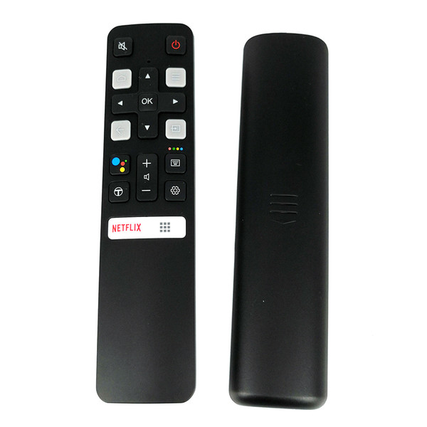 NEW Original RC802V FMR1 Remote Control For TCL TV NETFLIX 65P8S 49S6800FS 49S6510FS