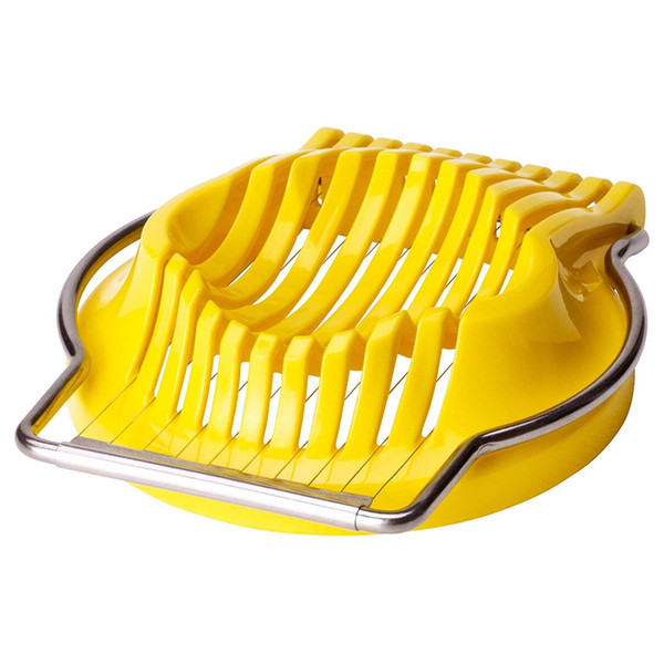 Egg Slicer, Anwenk Boiled Eggs Cutter, Stainless Steel Cutting Wires, Multi Purpose Slicer