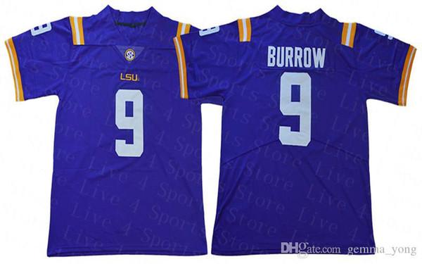 9 Burrow Lila