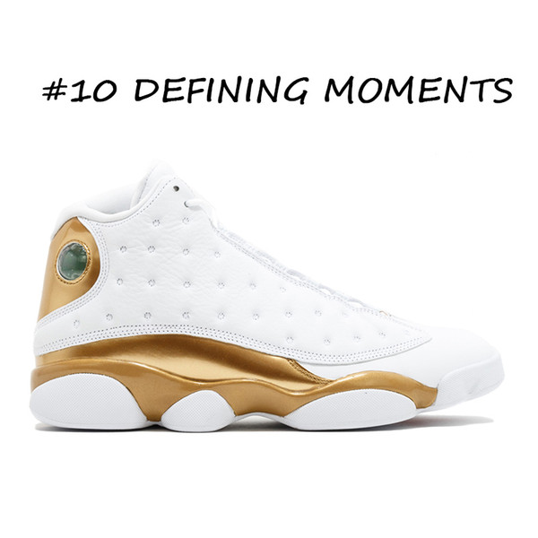 #10 DEFINING MOMENTS