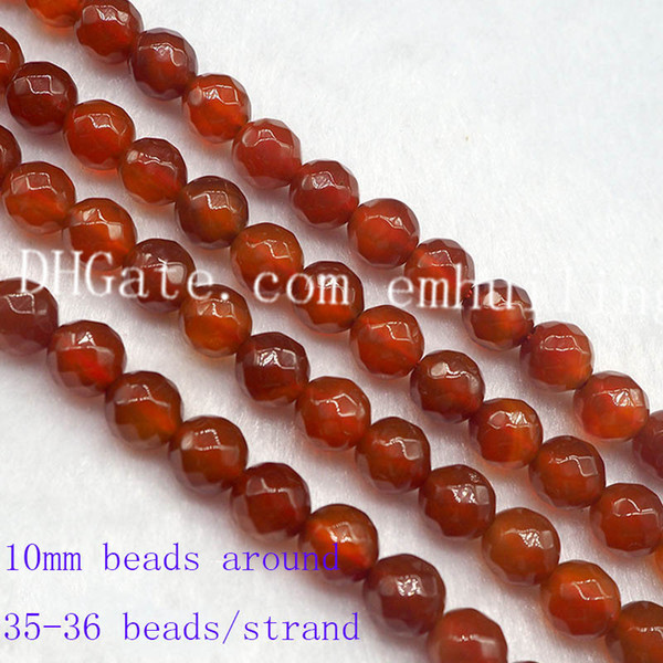 5 strands 10mm beads