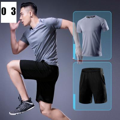 Men Summer Tracksuits Designer Sport Suists Mens Casual T-shirts + Short Two-piece Sets Mens Fashion Sportsuits Running Clothing Hot Sale we are factory, Huge Discount for wholesaler.