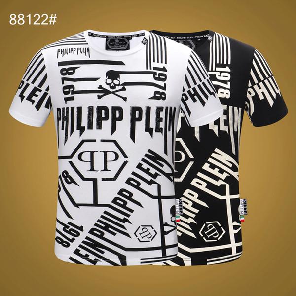 3D Suklls Erkekler Tişörtlü P8320 Yaz Medusa Moda Kısa Kollu T-Shirt Erkek Hip Hop D2 Casual Erkek Tişörtü Running Tees Sport Tops
