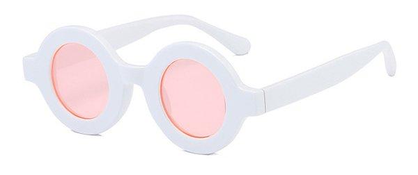 Colore lenti: rosa bianco