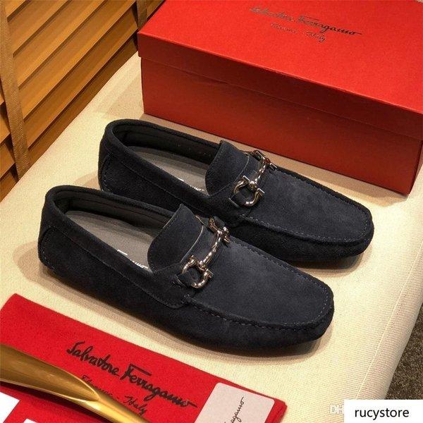 A8 Классический элегантный Мокасины Мужчины Spooky Flat Party ботинки без Шнурок для женщин людей Dynodent Шипы Toe Red Bottom Обручальные кроссовки