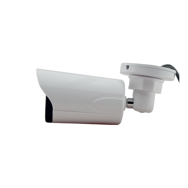 HJT H.264/H.265 1080P 2.0MP IP Camera Outdoor IR Night Vision Waterproof CCTV Camera Netwnok White UC