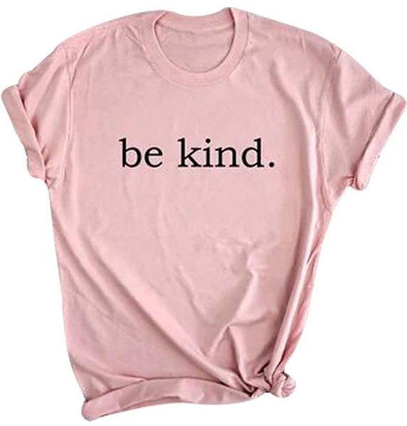 Be Kind Thanksgiving T-Shirts Womens Funny Christian Inspirational Tees Cute Teacher Shirts Tops t shirt harajuku harajuku uni