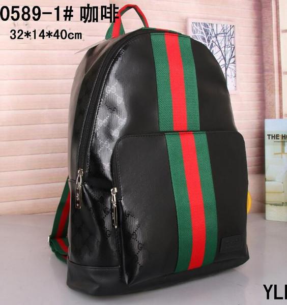 best selling 18SS women men backpacks fashion backpack shoulder bag luggage travel bag Purse 45 colors bags 662