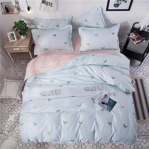 Pure Satin Bedding Sets Comforter Bed Set Pillow Duvet Cover Bed Sheet Quilt Cover Bedding Twin/Full/Queen King Size US Size