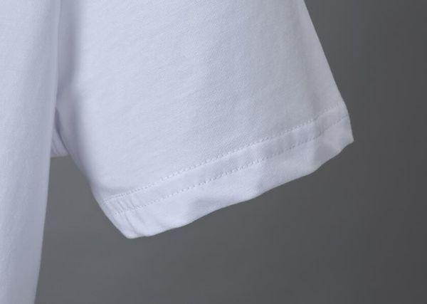 2019 Designer Marque Hommes T-shirts luxe Mode Été Italie Europe À Manches Courtes INTERNAIVE Lettre Imprimer T shirt Casual Tee Top Tshirt 3XL