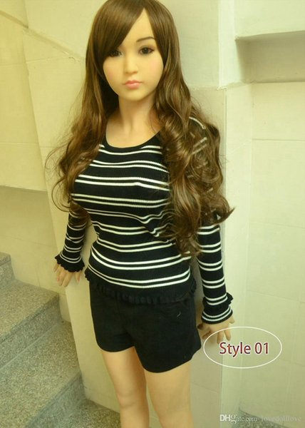 real silicone sex dolls 153cm tall skeleton model af02 adult japanese love doll vagina lifelike pussy realistic sexy doll for men big breast