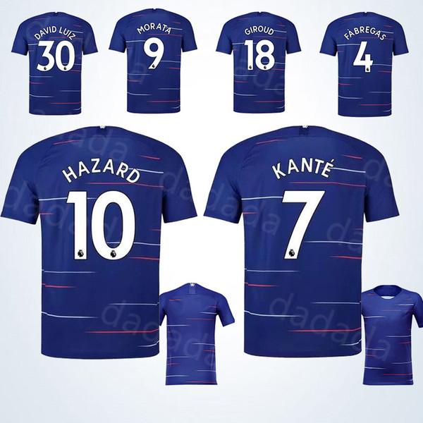 buy popular a2497 55521 2019 2018 2019 Thailand Chelsea Jerseys 9 Morata Jerseys 10 Hazard Jerseys  7 KANTE 18 GIROUD 4 Fàbeogas From Dada_da, $18.51 | DHgate.Com