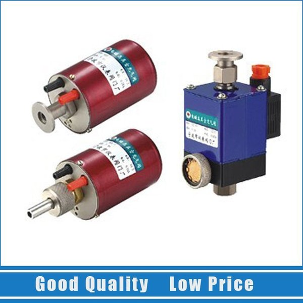 best selling New GQC-1.5 DN1.5 electromagnetic vacuum with inflation valve 3.3W