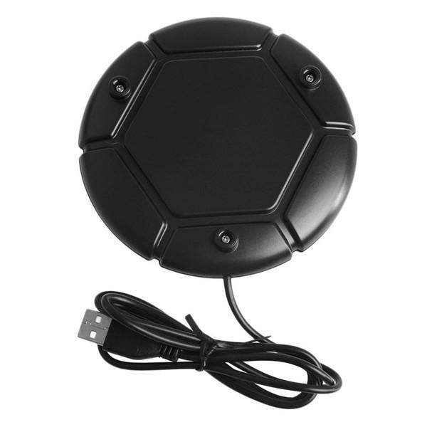 Portable Coupe USB électrique de bureau tasse de café chaud Pad boissons chaudes Chauffage Q81E