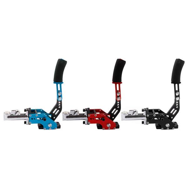 Automobil modifizierte universelle hydraulische Handbremse Racing wettbewerbsfähige Drift-Handbremse dreifarbige Autoteile Bremssysteme Bremssätze
