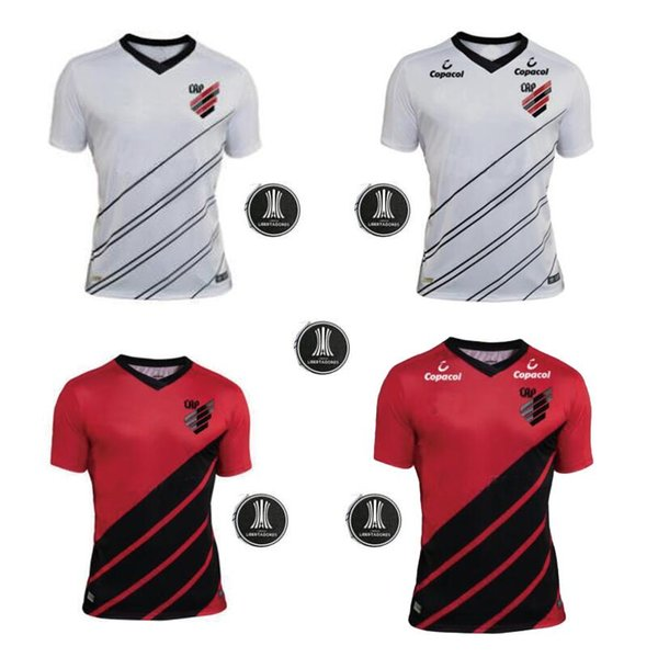 19 20 Yeni Athletico Paranaense Futbol Şampiyonası CAMACHO Maillot Athletico Paranaense Futbol forması 2020 MARCO RUBEN RONY Maillot de foo