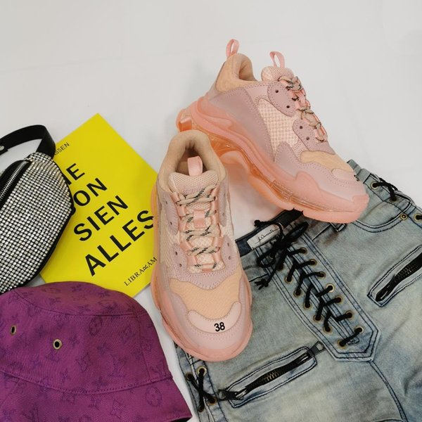 De alta qualidade novos sapatos casuais das mulheres, mola boutique de luxo e embalagem outono ao ar livre curso rendas caixa original das mulheres com bo originais