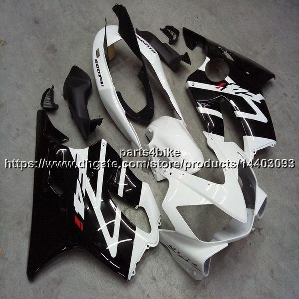 23colors + 5Gifts Spritzgussform weiß schwarz Motorradverkleidung für Honda CBR600F4i 2004 2005 2006 2007 ABS-Motorteile aus Kunststoff