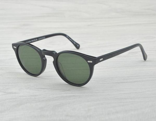 nero / verde