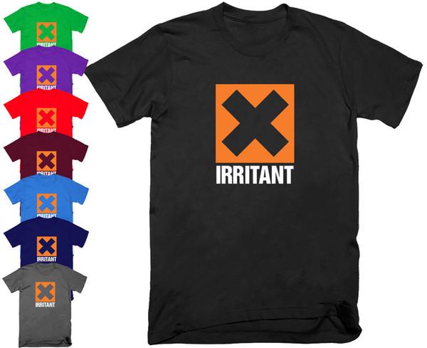 Mens IRRITANT Funny T Shirt cadeau d'anniversaire pour papa lui fête des pères S - 5XL Funny livraison gratuite Unisexe Casual