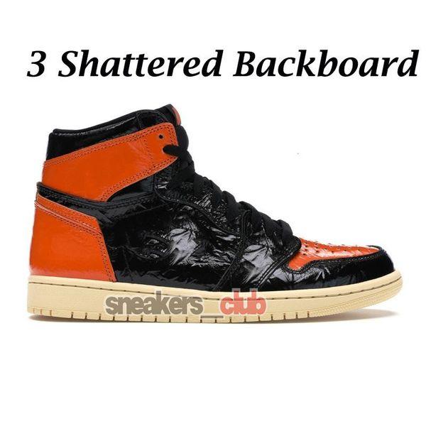 3 Backboard Destrozada 3,0