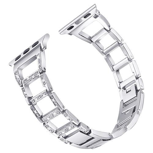 Band Color:Silver&Band Width:38mm 40mm