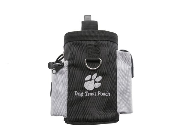 Dog Treat Pouch Pet Hands Free Training Reward Waist Bag Drawstring Carries Pet Toys Food Poop Bag Puppy Snack Outdoor Pouch