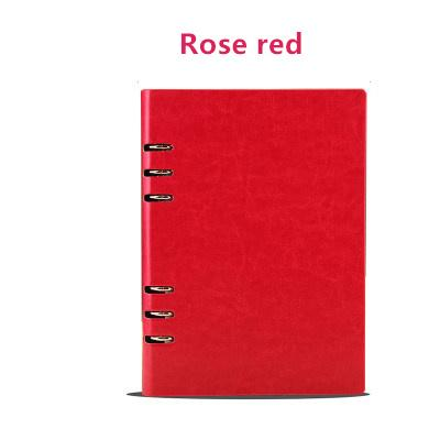 style 2 rose red A5