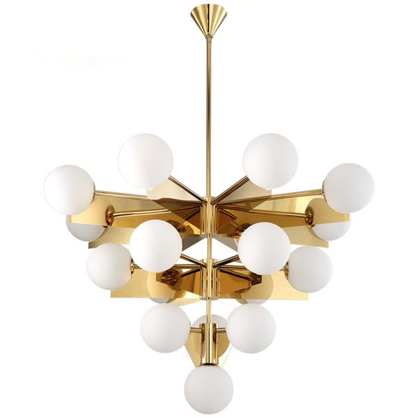 Led Lampes Suspendues Pour Salle Manger Nordique Restaurant Pendentif Lampe Avec Abat Jour Unique G9 Modern Glass Lamp Chandelier Table Lamp Iron