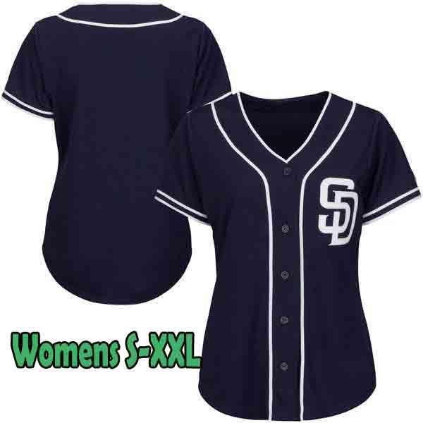 womens navy S-XXL