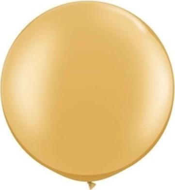 Partisan Hellrosa Ballons 36 Zoll (90 cm) HB-002876421