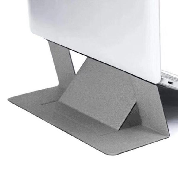 Tavoli Pieghevoli Per Stand.Acquista Portatile Ultra Sottile Macbook Supporto Stand Pieghevole