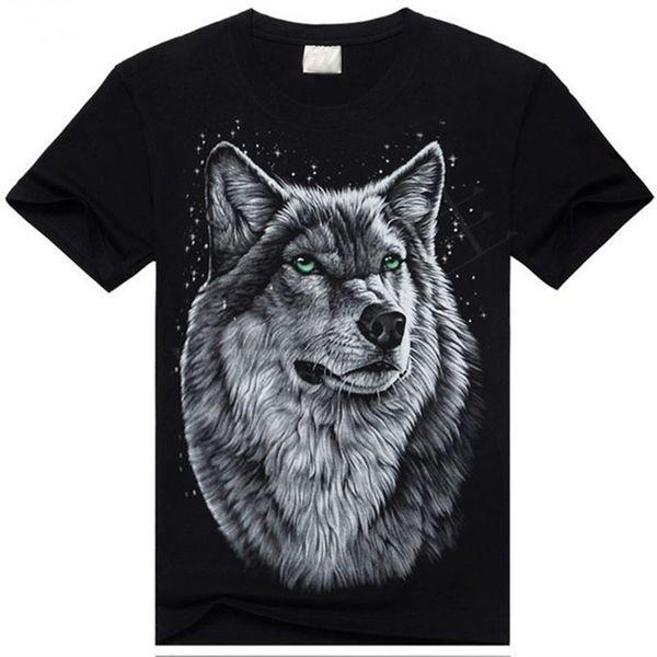 Casual Men T-shirt 3d Print Cool Design Short-sleeved Summer Style Loose Men Clothes Brand Tees Plus Size T Shirt Men M-3xl