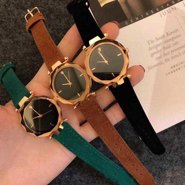 2019 quartz watch ladies 34mm waterproof leather watch fashion romantic fashion ladies watch Relogio Feminino Montre Femme