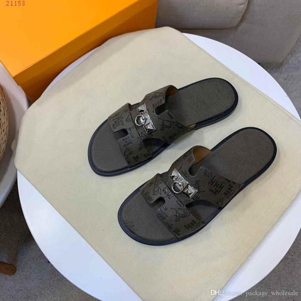 mode de luxe nouvelles marques internationales Pantoufles tendance pour hommes Atmosphère haut de gamme Boutiques personnalisées haut de gamme épuisées