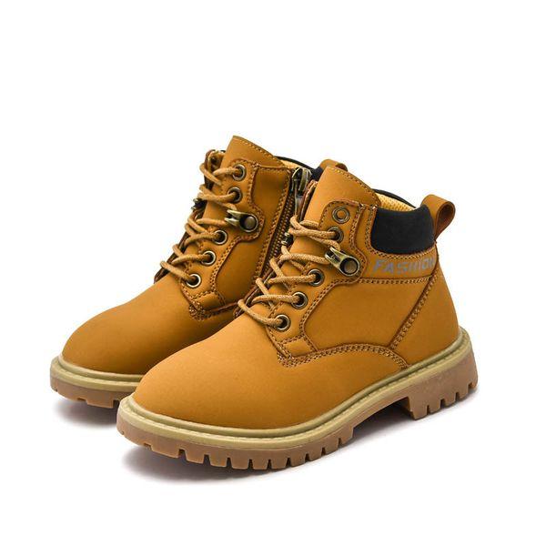 Fashion Kids Boots Big Kids Shoes