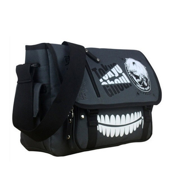 Creative models Tokyo Ghouker Oxford cloth shoulder bag Messenger bag