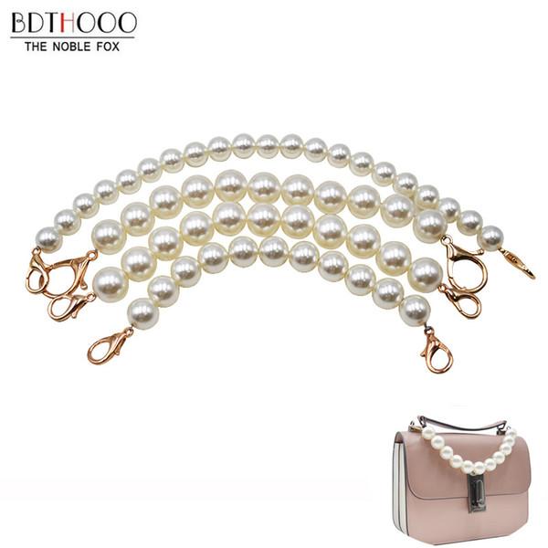 Cinghie per borsa con perline corte perline 22cm 30cm Cinghia per borse con tracolla corta Borsa per accessori per catena fai da te