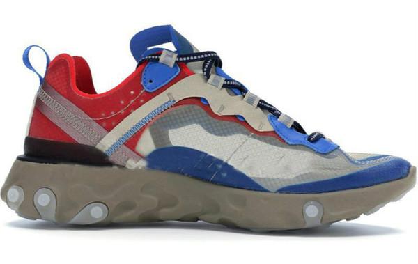 2019Открыть Epic React Element 87 ближайшие дизайнер папа обувь мужская мода спортивная обувь спортивная обувь на открытом воздухе без коробки