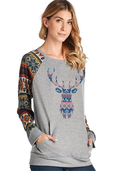 Suéteres Moda Mujer Nueva 2019 Otoño e Invierno Casual Suéter de punto Suéter Tops Cardigan Corto Tamaño S-2XL
